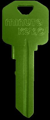 Light Green Aluminum