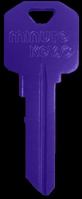 Violet Aluminum