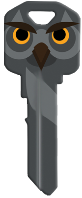 Owl - Gray